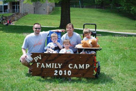 Stults Family Camp 5-29-10