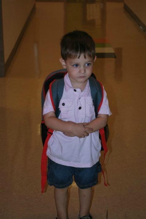 Duncan At School