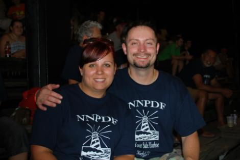 Jennifer & Michael NNPDF 2011
