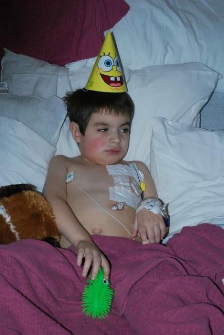 Brisan's 7th Birthday at CMH