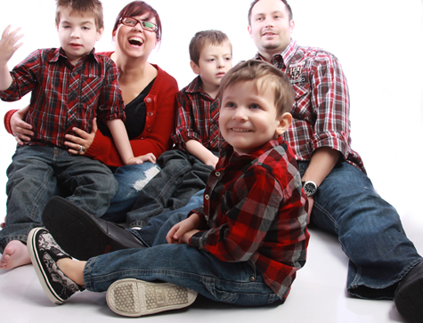 Stults Family November 2011