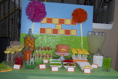 The Lorax Party 2013